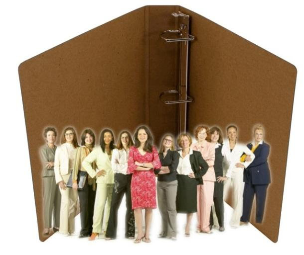 Binder Full of Women #Romney #Debates2012