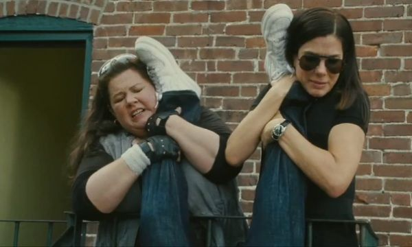 Sandra Bullock and Melissa McCarthy in 'The Heat' (2013)